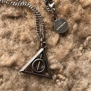 Alex and Ani Harry Potter Necklace